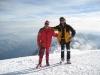 Gipfel Mont Blanc - 4810 m