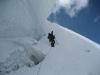 Aufstieg zum Mont Blanc du Tacul