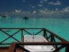 Wannenblick mal anders - Malediven